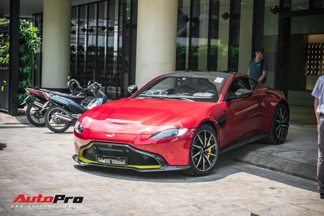 Về cùng nhà Bentley và Lamborghini, Aston Martin chốt lịch ra mắt Việt Nam và đây là những tiết lộ đầu tiên về showroom ở Sài Gòn - Ảnh 1.