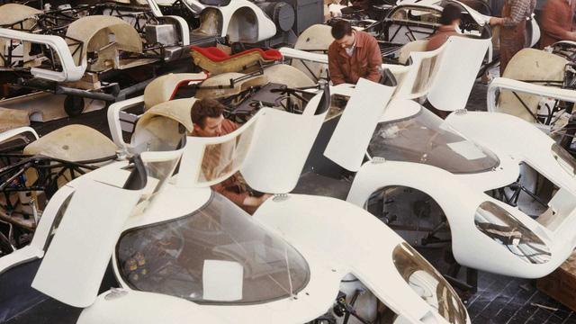 Huyền thoại Porsche 917 có thể được hồi sinh: Tin vui cho fan Porsche - Ảnh 2.