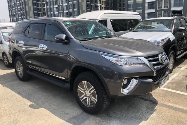 Toyota Fortuner và tham vọng lắp ráp trở lại tại Việt Nam - Ảnh 1.