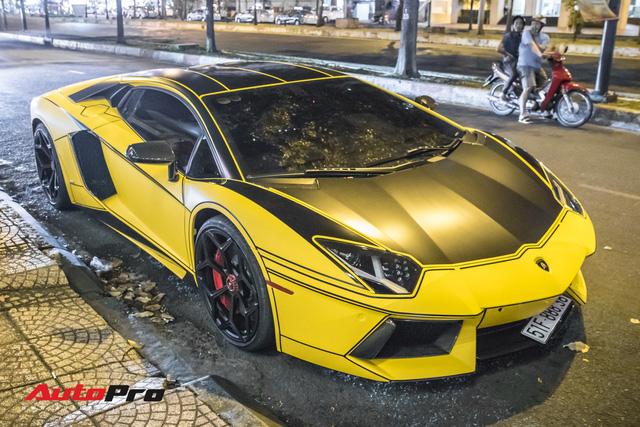Lamborghini Aventador với lai lịch thú vị tại Việt Nam được đổi mới theo phong cách viễn tưởng - Ảnh 2.