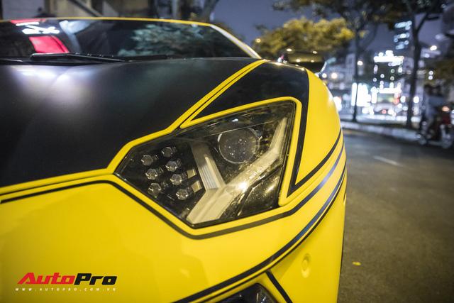 Lamborghini Aventador với lai lịch thú vị tại Việt Nam được đổi mới theo phong cách viễn tưởng - Ảnh 1.