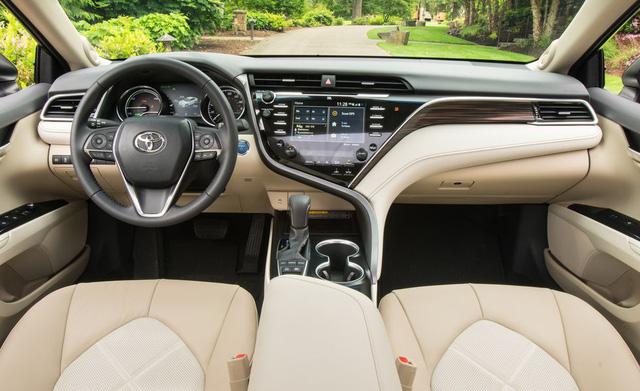 Đánh giá Toyota Camry 2019 sắp bán tại Việt Nam - Lý do đợi chờ hơn 10 năm là đây - Ảnh 6.