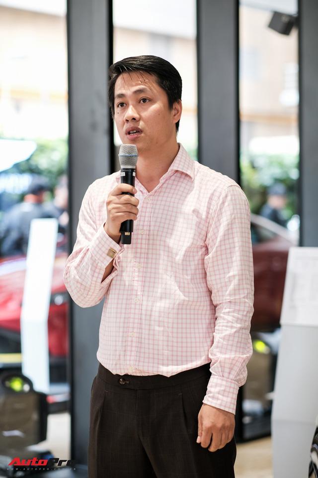 Aston Martin khai trương showroom đầu tiên tại Việt Nam, giá bán xe từ 15 tỷ đồng - Ảnh 9.