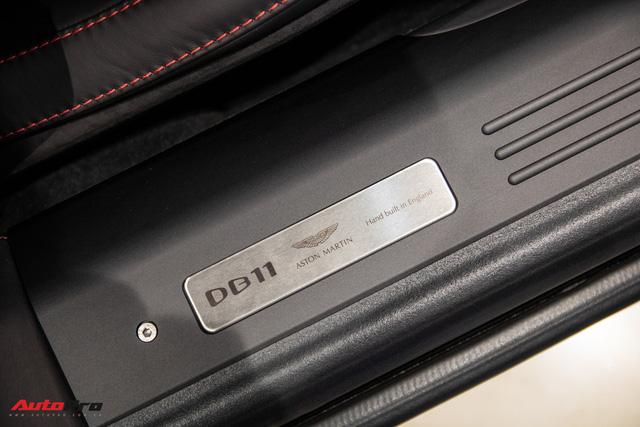 Aston Martin khai trương showroom đầu tiên tại Việt Nam, giá bán xe từ 15 tỷ đồng - Ảnh 8.
