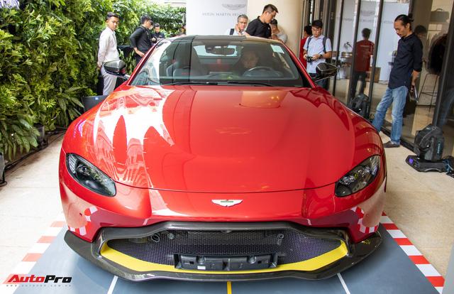 Chi tiết Aston Martin Vantage vừa ra mắt: Mẫu xe 15 tỷ đồng có gì thuyết phục đại gia Việt? - Ảnh 2.
