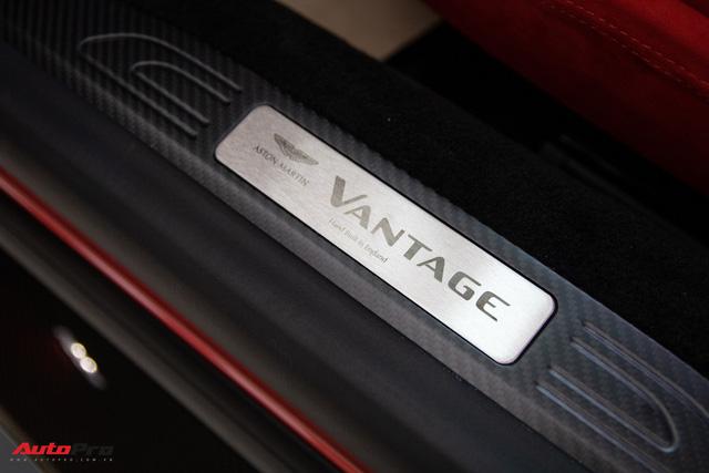 Chi tiết Aston Martin Vantage vừa ra mắt: Mẫu xe 15 tỷ đồng có gì thuyết phục đại gia Việt? - Ảnh 15.