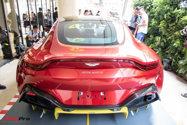 Chi tiết Aston Martin Vantage vừa ra mắt: Mẫu xe 15 tỷ đồng có gì thuyết phục đại gia Việt? - Ảnh 5.