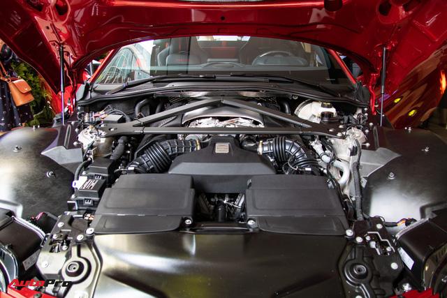 Chi tiết Aston Martin Vantage vừa ra mắt: Mẫu xe 15 tỷ đồng có gì thuyết phục đại gia Việt? - Ảnh 3.