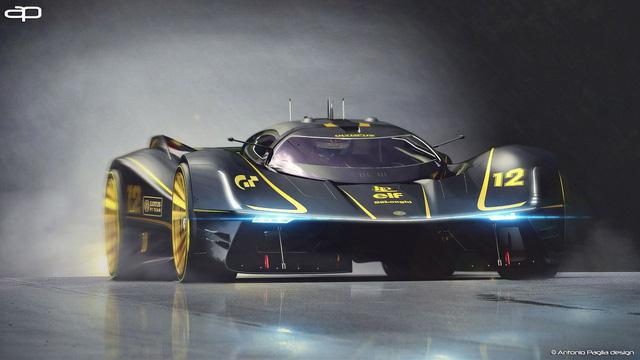 Siêu xe điên rồ này sẽ hồi sinh để cạnh tranh Mercedes-AMG One, Aston Martin Valkyrie - Ảnh 1.