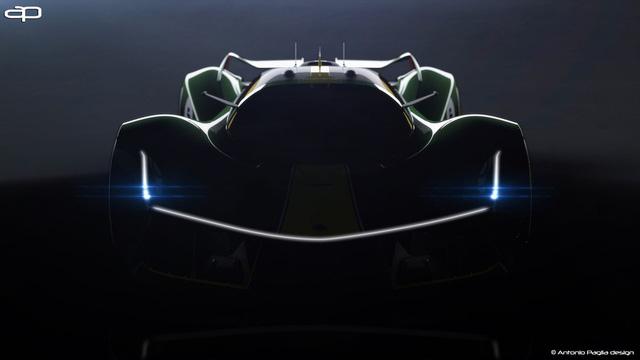 Siêu xe điên rồ này sẽ hồi sinh để cạnh tranh Mercedes-AMG One, Aston Martin Valkyrie - Ảnh 8.