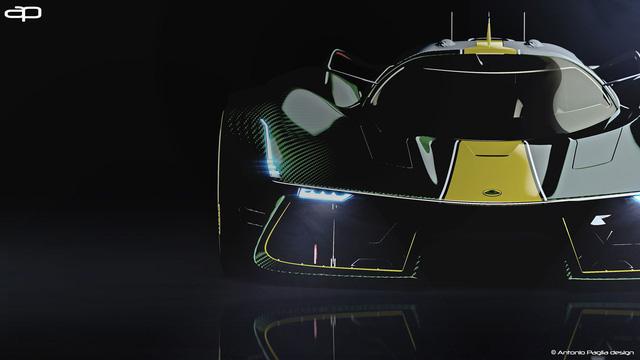 Siêu xe điên rồ này sẽ hồi sinh để cạnh tranh Mercedes-AMG One, Aston Martin Valkyrie - Ảnh 4.