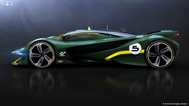 Siêu xe điên rồ này sẽ hồi sinh để cạnh tranh Mercedes-AMG One, Aston Martin Valkyrie - Ảnh 7.