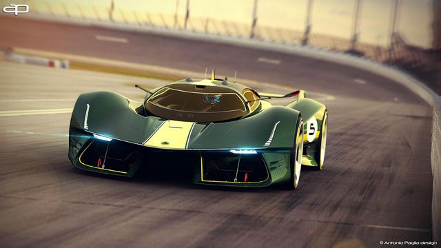 Siêu xe điên rồ này sẽ hồi sinh để cạnh tranh Mercedes-AMG One, Aston Martin Valkyrie - Ảnh 2.