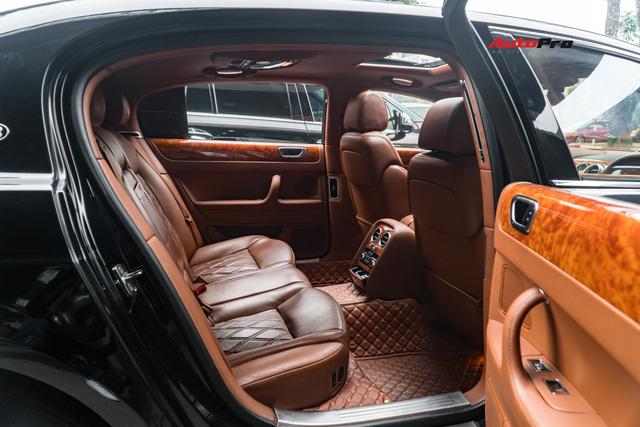 Bentley Continental Flying Spur bán lại giá hời, rẻ hơn cả Toyota Camry nhập khẩu - Ảnh 11.