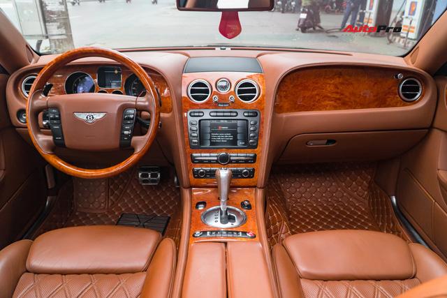 Bentley Continental Flying Spur bán lại giá hời, rẻ hơn cả Toyota Camry nhập khẩu - Ảnh 6.