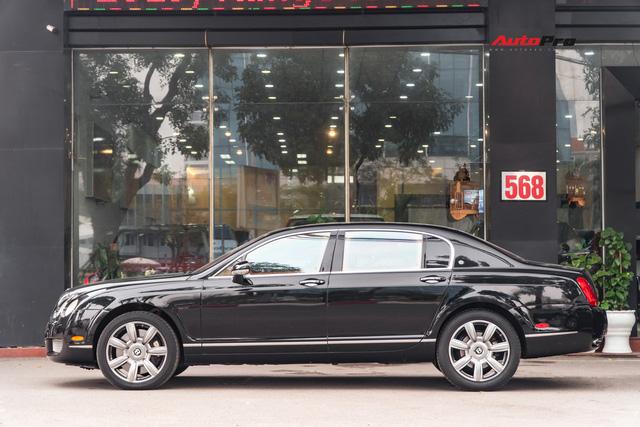 Bentley Continental Flying Spur bán lại giá hời, rẻ hơn cả Toyota Camry nhập khẩu - Ảnh 5.