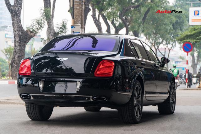 Bentley Continental Flying Spur bán lại giá hời, rẻ hơn cả Toyota Camry nhập khẩu - Ảnh 4.