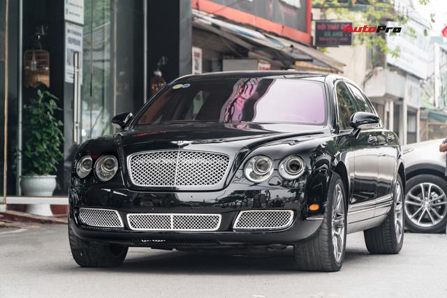 Bentley Continental Flying Spur bán lại giá hời, rẻ hơn cả Toyota Camry nhập khẩu - Ảnh 13.