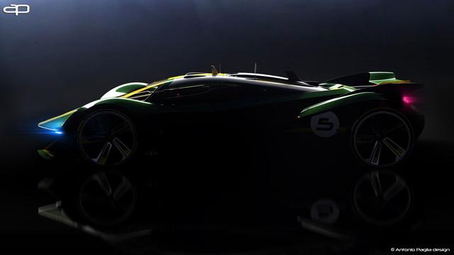 Siêu xe điên rồ này sẽ hồi sinh để cạnh tranh Mercedes-AMG One, Aston Martin Valkyrie - Ảnh 9.