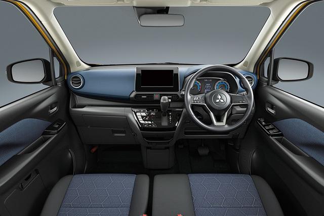 Mitsubishi trình làng mini Xpander có tên eK X - Ảnh 5.