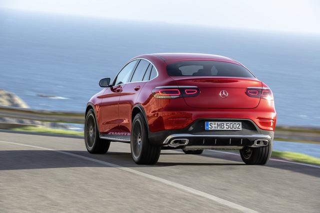 Ra mắt Mercedes-Benz GLC Coupe 2020 - Đối trọng của BMW X4 sắp bán tại Việt Nam - Ảnh 7.