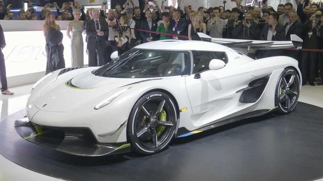 Siêu xe 65 tỉ đồng của Koenigsegg vừa ra mắt đã bán sạch trong chưa đầy 5 ngày - Ảnh 1.
