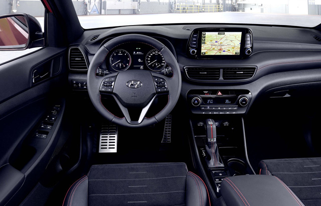 Hyundai Tucson tung bản thể thao, bỏ xa Honda CR-V - Ảnh 6.