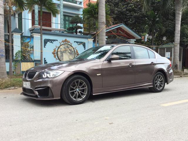 Cần tiền 'lột xác' Lexus LX570 đời 2008 lên 2018, chủ BMW 325i độ M Sport cũ rao bán xe với giá ngang Kia Morning - Ảnh 4.