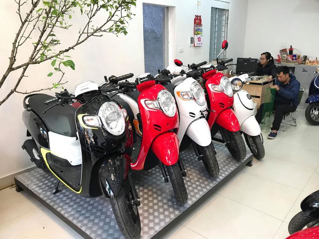 5 lựa chọn xe máy nhập khẩu độc lạ dưới 50 triệu đồng cho khách hàng Việt đầu 2019, mẫu thứ 2 gây bất ngờ - Ảnh 2.