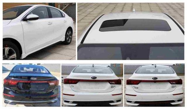 Kia nâng cấp Cerato với tản nhiệt như Maserati, công nghệ mới - Ảnh 3.