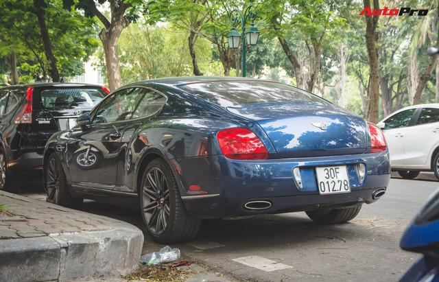 Nhờ các chi tiết này, đại gia Việt có thể đánh lừa nhiều người về chiếc Bentley Continental GT cũ nhưng trông như thế hệ mới - Ảnh 10.