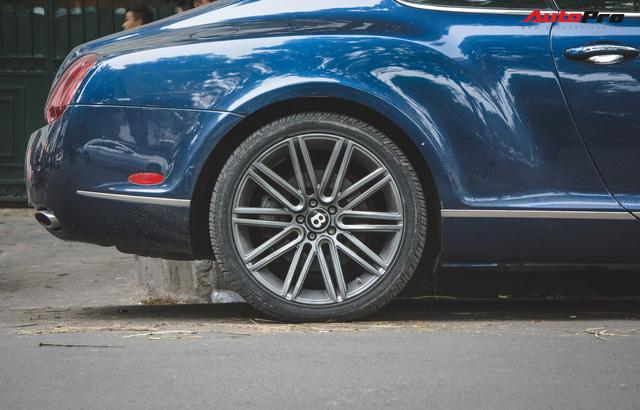 Nhờ các chi tiết này, đại gia Việt có thể đánh lừa nhiều người về chiếc Bentley Continental GT cũ nhưng trông như thế hệ mới - Ảnh 9.