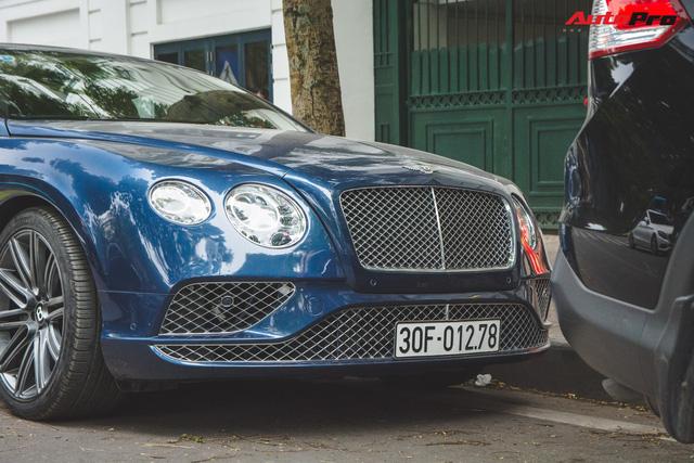 Nhờ các chi tiết này, đại gia Việt có thể đánh lừa nhiều người về chiếc Bentley Continental GT cũ nhưng trông như thế hệ mới - Ảnh 3.