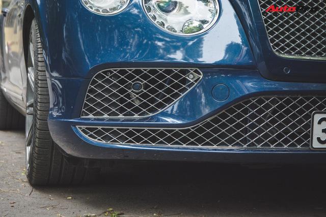 Nhờ các chi tiết này, đại gia Việt có thể đánh lừa nhiều người về chiếc Bentley Continental GT cũ nhưng trông như thế hệ mới - Ảnh 4.