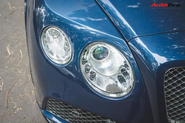 Nhờ các chi tiết này, đại gia Việt có thể đánh lừa nhiều người về chiếc Bentley Continental GT cũ nhưng trông như thế hệ mới - Ảnh 5.