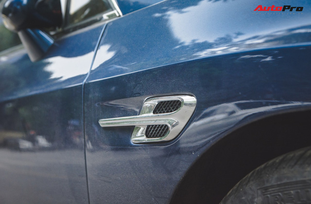 Nhờ các chi tiết này, đại gia Việt có thể đánh lừa nhiều người về chiếc Bentley Continental GT cũ nhưng trông như thế hệ mới - Ảnh 8.