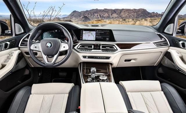 Đánh giá BMW X7 2019 được THACO đưa về ngay năm nay: Sinh ra để đứng đầu và đây là lý do - Ảnh 11.
