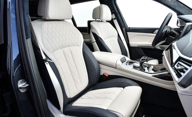 Đánh giá BMW X7 2019 được THACO đưa về ngay năm nay: Sinh ra để đứng đầu và đây là lý do - Ảnh 12.