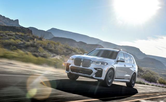 Đánh giá BMW X7 2019 được THACO đưa về ngay năm nay: Sinh ra để đứng đầu và đây là lý do - Ảnh 10.