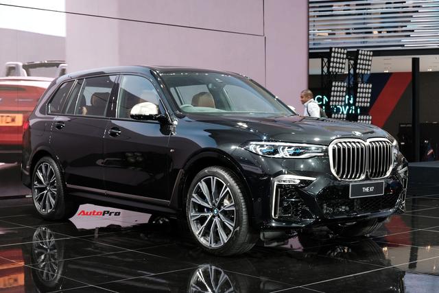 Diện kiến SUV sang như Rolls-Royce BMW X7 về Việt Nam ngay trong năm nay, giá khởi điểm 6,6 tỉ đồng tại Thái Lan - Ảnh 7.