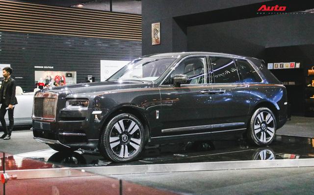 Rolls-Royce Cullinan ra mắt tại Thái Lan - SUV siêu sang người Việt phát thèm vì chưa được mục sở thị - Ảnh 1.