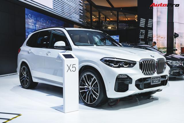 Xem trước BMW X5 2019 sẽ về Việt Nam ngay năm nay, đối trọng của Mercedes-Benz GLE - Ảnh 1.