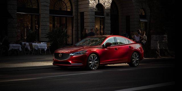 Mazda6 từ bỏ số sàn vì ế ẩm - Ảnh 1.