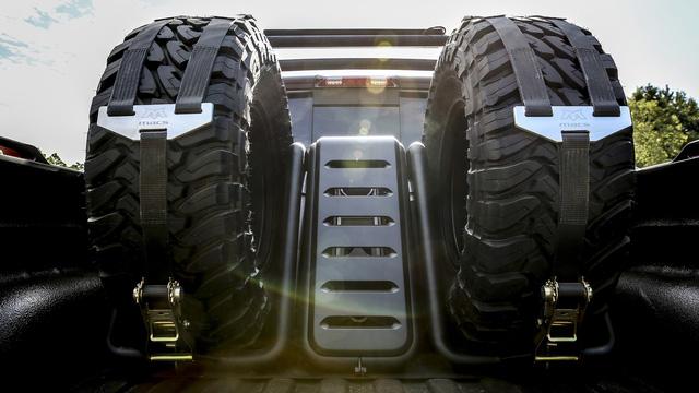 Ram Rebel TRX - Bán tải làm Ford Ranger Raptor phải run sợ rò rỉ những thông tin đầu tiên - Ảnh 5.