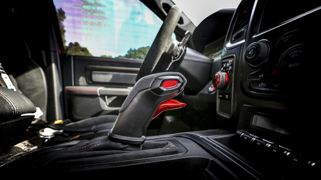 Ram Rebel TRX - Bán tải làm Ford Ranger Raptor phải run sợ rò rỉ những thông tin đầu tiên - Ảnh 7.