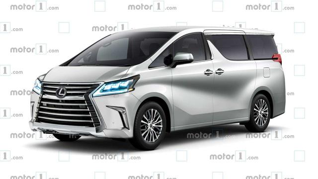 Lexus chuẩn bị giới hiệu mẫu MPV sang chảnh cho giới nhà giàu - Ảnh 2.