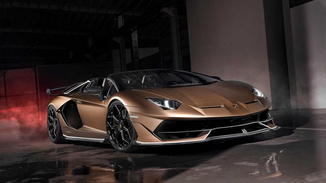 Hậu duệ Lamborghini Aventador sử dụng động cơ hybrid trên 1.000 mã lực lùi ngày ra mắt - Ảnh 1.