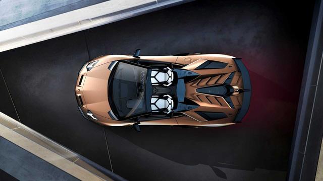 Ra mắt Lamborghini Aventador SVJ Roadster: Siêu bò mui trần mạnh mẽ nhất - Ảnh 2.