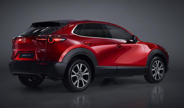 Mazda cho rằng đây là lý do chọn CX-30 thay vì CX-3 hay CX-5 - Ảnh 1.