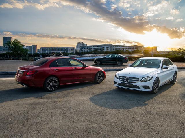 Vì sao Mercedes-Benz C-Class 2019 tự tin lấy khách phổ thông tại Việt Nam? - Ảnh 2.